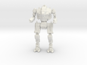 ASN-21 - Assassin Mechanized Walker System in White Natural Versatile Plastic