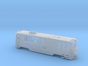 tu 3 soviet Diesel locomotives TU3 Hoe  in Smoothest Fine Detail Plastic: 1:87 - HO