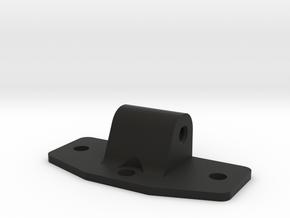 UTA002 Trailing Arm front Flange in Black Natural Versatile Plastic