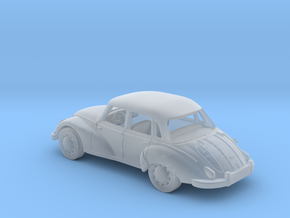DKW Auto Union  1:120 TT in Smooth Fine Detail Plastic