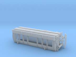 1/50th Walinga type Bulk Feed Truck Body in Smooth Fine Detail Plastic