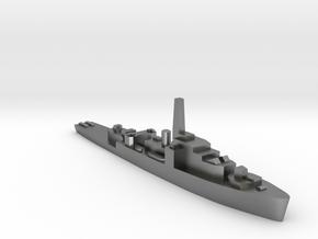 HMS Loch class 1:2400 WW2 frigate in Natural Silver