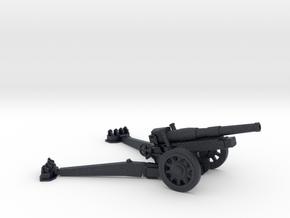 1/87 Obice da 149/19 149mm Howitzer in Black PA12