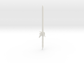Legacy Savage Sword in White Natural Versatile Plastic