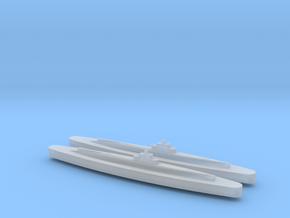 Sjolejonet x2 1/2400 in Smooth Fine Detail Plastic