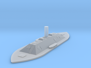 1/1200 CSS North Carolina in Smooth Fine Detail Plastic