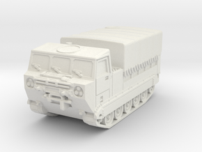 M548 (Covered) 1/72 in White Natural Versatile Plastic