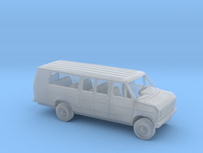 1/160 1975 -91 Ford E-Series Van Ext. Kit in Smooth Fine Detail Plastic