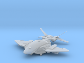 HH-130 Ja'awk-Class Heavy Gunship in Smooth Fine Detail Plastic