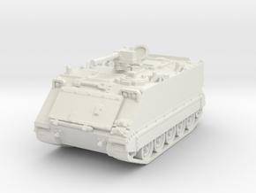 M113 A1 (open) 1/56 in White Natural Versatile Plastic