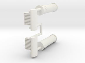 Holzgas conversion pack 1:100 in White Natural Versatile Plastic
