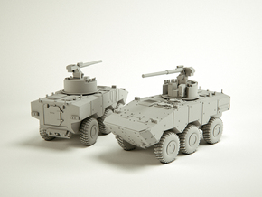 VBTP-MR VBCI Guarani Scale: 1:100 in Smooth Fine Detail Plastic