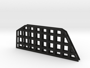 Window Nets for Axial Yeti 380 in Black Natural Versatile Plastic
