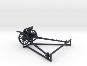 1/56 IJA Type 94 75mm Mountain Gun in Black PA12