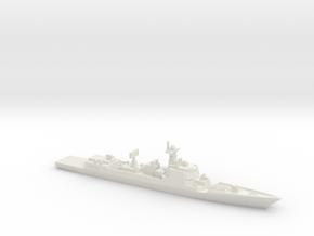 Type 052DL Destroyer, 1/2400 in White Natural Versatile Plastic