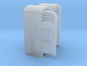 PORTOPOT   in Smooth Fine Detail Plastic