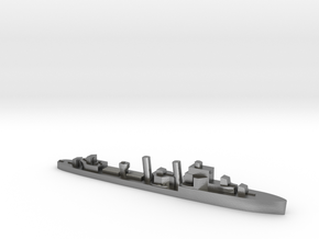 HMS Hardy 1:3000 WW2 destroyer in Natural Silver