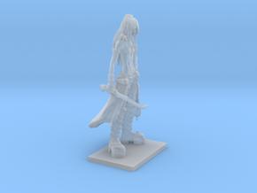 Fantasy Figures 13 - Warrior in Smooth Fine Detail Plastic