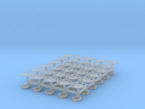 EQUIPCO_WheelandHousing_30 in Smoothest Fine Detail Plastic
