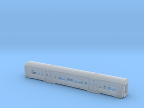 Class 378 MOS Bodyshell in Smooth Fine Detail Plastic