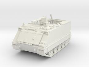M125 A1 Mortar (open) 1/100 in White Natural Versatile Plastic