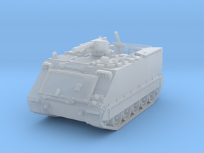 M125 A1 Mortar (open) 1/87 in Smooth Fine Detail Plastic