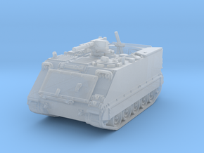 M125 A1 Mortar (open) 1/120 in Smooth Fine Detail Plastic