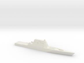 CG(X), 1/1250 in White Natural Versatile Plastic