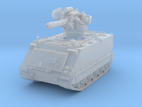 M163 A1 Vulcan (early) 1/200 in Smooth Fine Detail Plastic