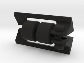 Door Handles for Redcat Gen 8 in Black Natural Versatile Plastic
