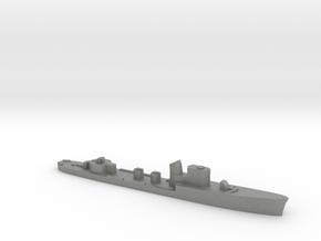 Italian Spica class WW2 torpedo boat 1:3000 in Gray PA12
