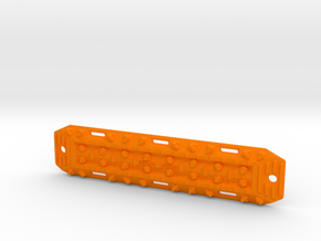 Ultimate Sandtracks by BoostOrDie (Single set) in Orange Processed Versatile Plastic