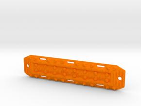 Ultimate Sandtracks by BoostOrDie (Single set) in Orange Processed Versatile Plastic