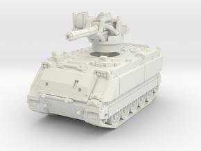 M163 A1 Vulcan (late) 1/56 in White Natural Versatile Plastic