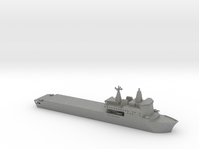 1/1800 Scale HMS Aboukir Bay Class in Gray PA12