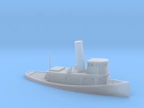 1/700 Scale 100-foot steel harbor tug Degolia in Smooth Fine Detail Plastic