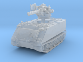 M163 A1 Vulcan late (no skirts) 1/285 in Smooth Fine Detail Plastic