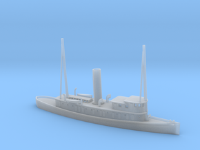 1/350 Scale 150-foot Steel Ocean Tug Baldridge in Smooth Fine Detail Plastic