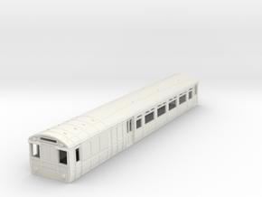 o-87-lnwr-siemens-motor-coach-1 in White Natural Versatile Plastic