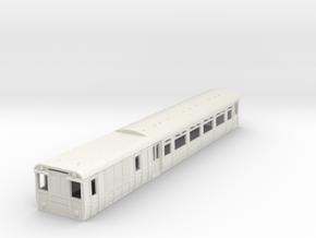 o-87-lnwr-siemens-ac-motor-coach-1 in White Natural Versatile Plastic