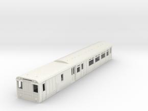 o-76-lnwr-siemens-ac-v2-motor-coach-1 in White Natural Versatile Plastic