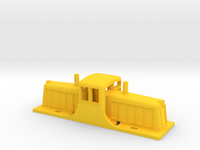 GE 44 Ton Switcher in Yellow Processed Versatile Plastic