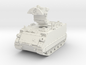M901 A1 ITV early (deployed) 1/56 in White Natural Versatile Plastic