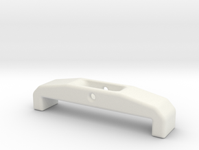 ho bumper in White Natural Versatile Plastic