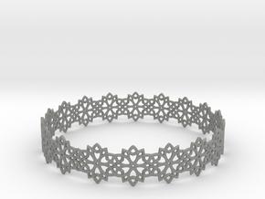 Bracelet in Gray PA12