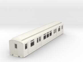 o-100-district-q35-trailer-coach in White Natural Versatile Plastic