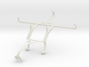 Controller mount for Xbox 360 & vivo S1 Pro in White Natural Versatile Plastic