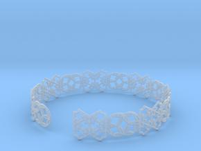 Bracelet in Smooth Fine Detail Plastic