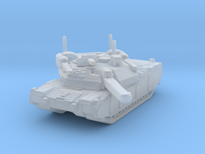 Main Battle Tank Conqueror in Smooth Fine Detail Plastic