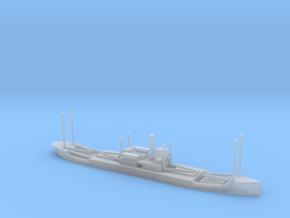 1/1800 Scale 3700 ton Steel Cargo Ship Cadaretta in Smooth Fine Detail Plastic